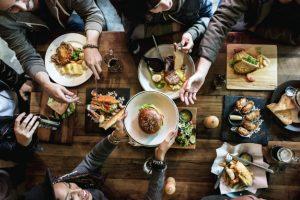 restaurant steunen horeca
